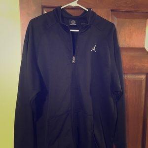 Jordan full zip sweatshirt